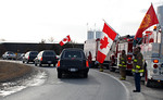 Three Fallen Soldiers Return Home From Afghanistan To A Heroes Welcome.